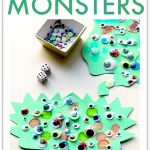 Monster Math Craft