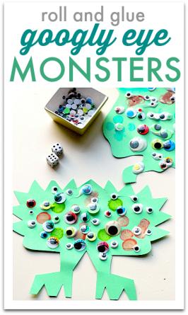 Monster Math Craft