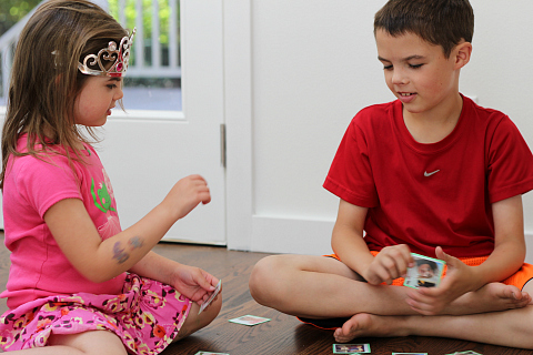talking about emotions game for kids