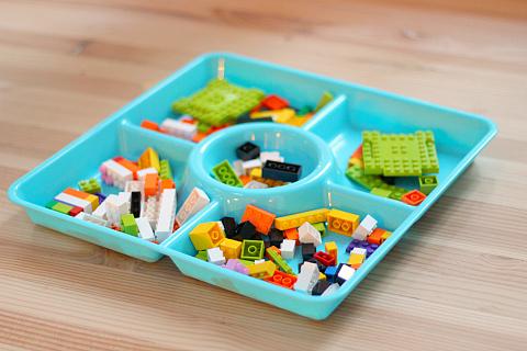 halloween lego challenge supplies
