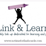 Link up your posts about kids crafts and early learning!