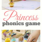 Phonics Game for Kids Who LOVE Princesses