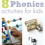 8 Easy Phonics Activities