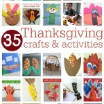 Thanksgiving Crafts & Activities For Kids