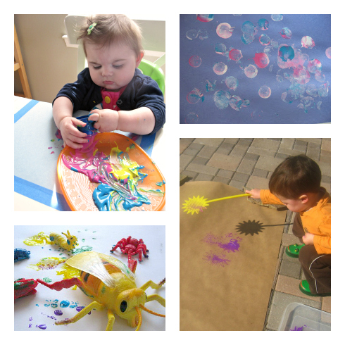 Art Activities For Toddlers