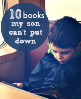book list for boys