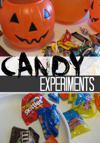 candy experiments from teachmama.com