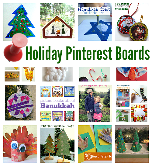 best pinterest boards for Christmas planning