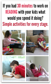 ways parents can help their kids learn to read