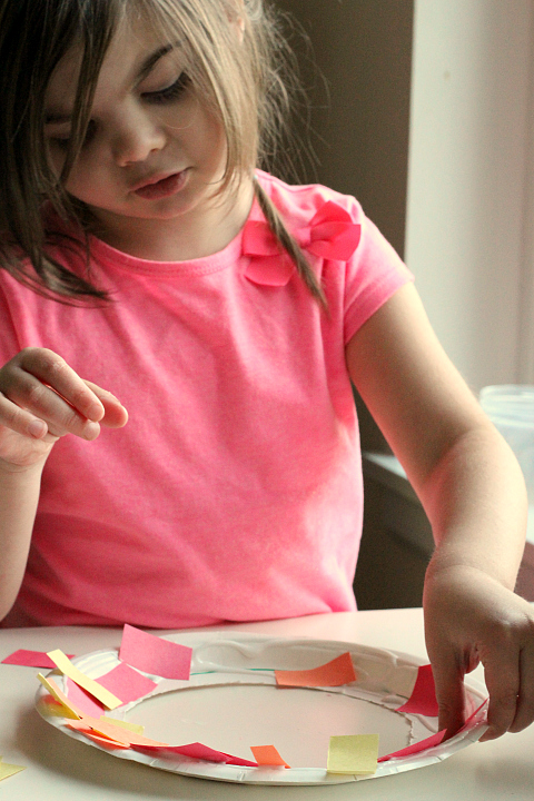 scissor skills thanksgiving activity for kids