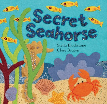 secret seahorse circle time activity for preschool