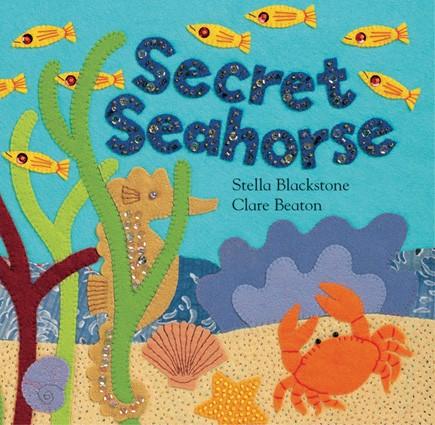 secret seahorse circle time activity for preschool