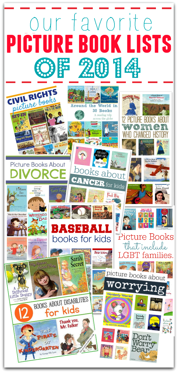 best book lists for kids 2014
