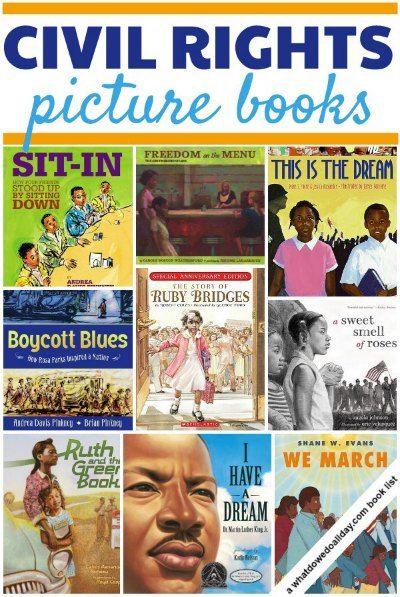 civil rights books