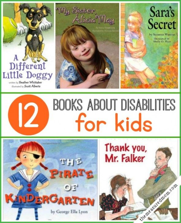 books about children with disabilities