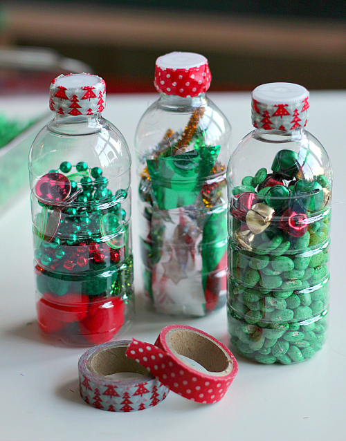 Magnetic Sensory Bottles - Christmas Activities For ...