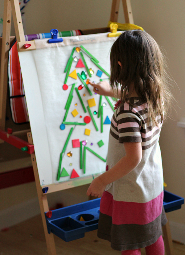 christmas activity for toddler