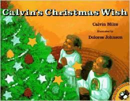 calvin's christmas wish