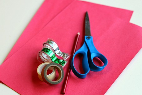 easy candy cane craft for kids