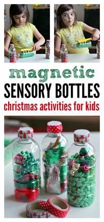 'how to make sensory bottles' from the web at 'https://www.notimeforflashcards.com/wp-content/uploads/2014/12/magnetic-sensory-bottles--204x437.png'