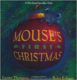 Best christmas board books
