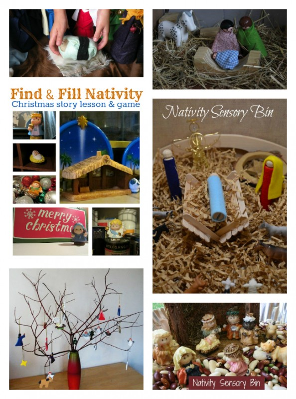 nativity games for kids