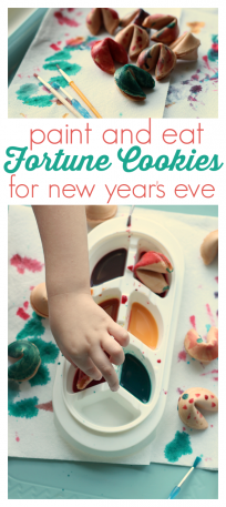 new year's even activity for kids
