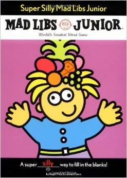 mad libs jr