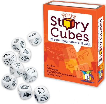 story cubes stockig stuffers