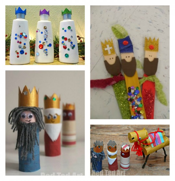 wise men crafts for kids