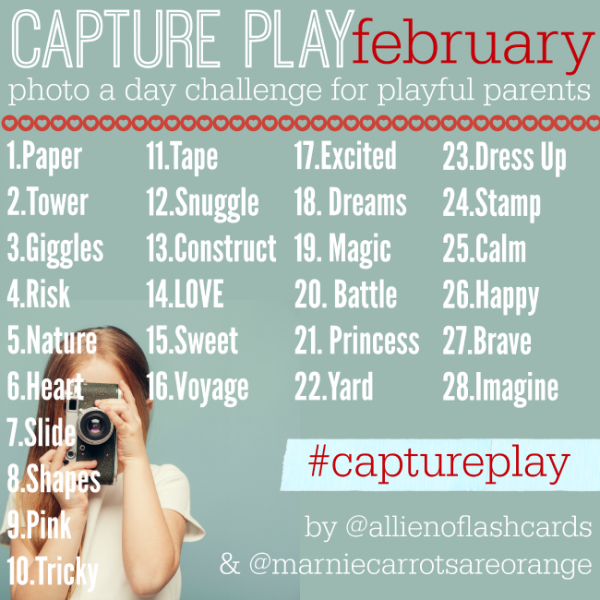 capture play instagram challenge february
