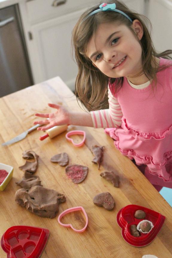 chocolate gluten free playdough recipe