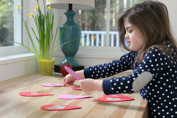 easy reading puzzles for children
