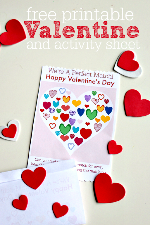 Kindergarten Valentines Crafts