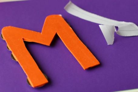 gem letters alphabet