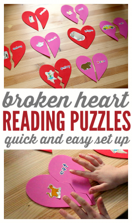 Quick and Easy Reading Puzzles