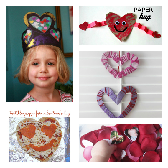 valentine's day crafts for preschool