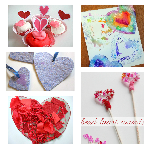 valentine day preschool crafts pinterest