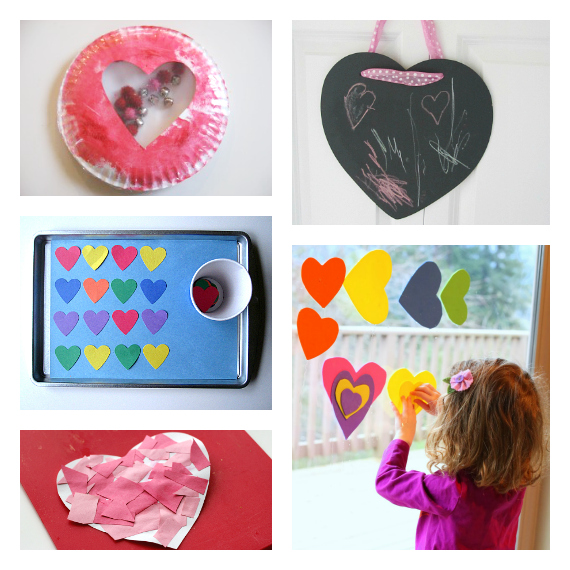 valentines day craft for preschoolers