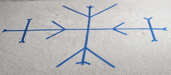 snowflake gross motor