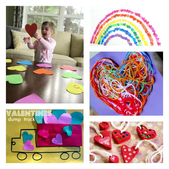 Valentineu0027s Day Ideas For Preschool