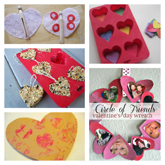 preschool ideas for valentine's day
