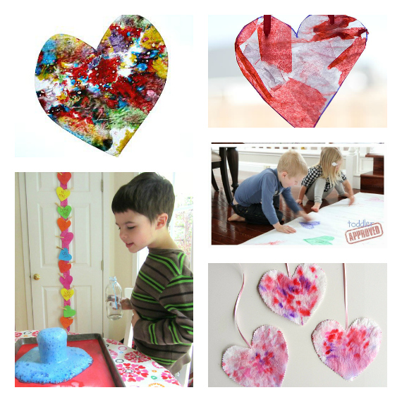 Valentine S Day Activities For Preschool