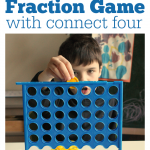 Fraction Game { with connect 4 } – Learning After School