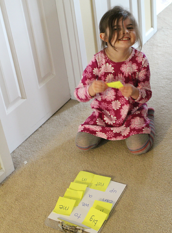 fun sight words game