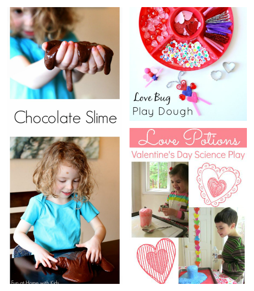 valentine's day sensory love potions