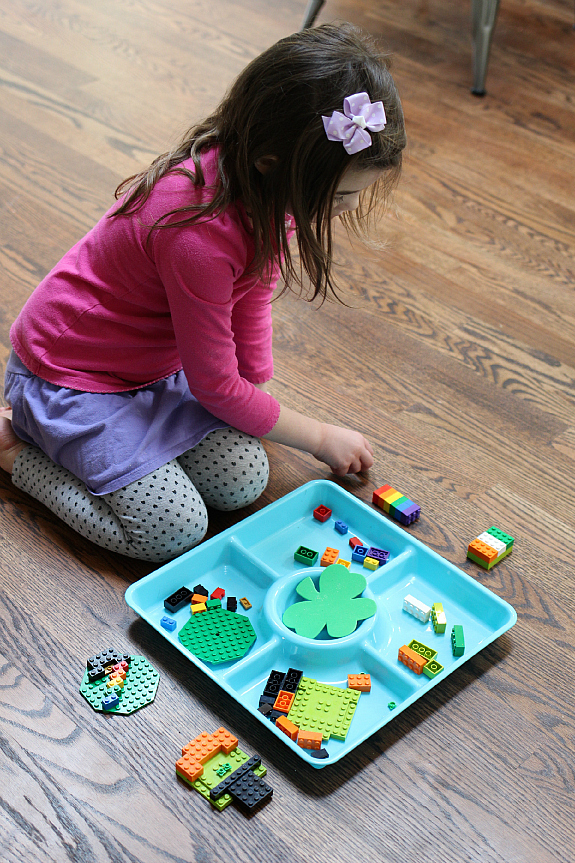 lego challenge for kids