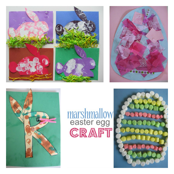 36 Fun Easy Easter Crafts For Kids No Time For Flash Cards