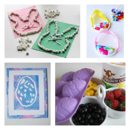 Easter crafts for kids no time for flash cards for Easter crafts for elementary students