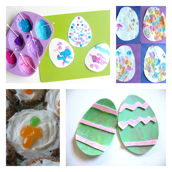 Egg Box Easter Craft Toddlers